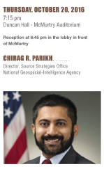 Poster of Blurred Lines: Civil, Commercial, and National Security Space by Chirag Parikh
